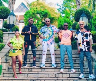 Skhandaworld – Killa Combo ft. K.O, Zingah, Tellaman, Mariechan & Loki