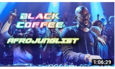 Black Coffee – 2020 AfroJunglist + Video