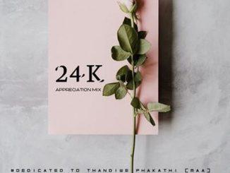 Buddynice – 24K Appreciation Mix (Dedicated to Thandiwe)