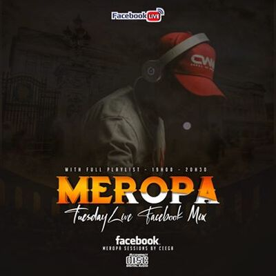 Ceega – Meropa Tuesdays Live Facebook Mix (Week 3)