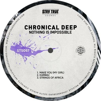 Chronical Deep – Strings Of Africa