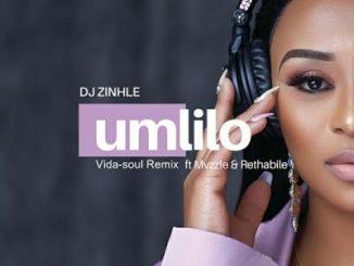 DJ Zinhle – Umlilo (Vida-soul Remix)