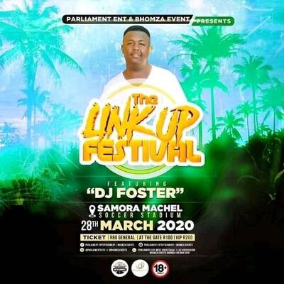 Foster – The Link Up Festival Ultimate Mix