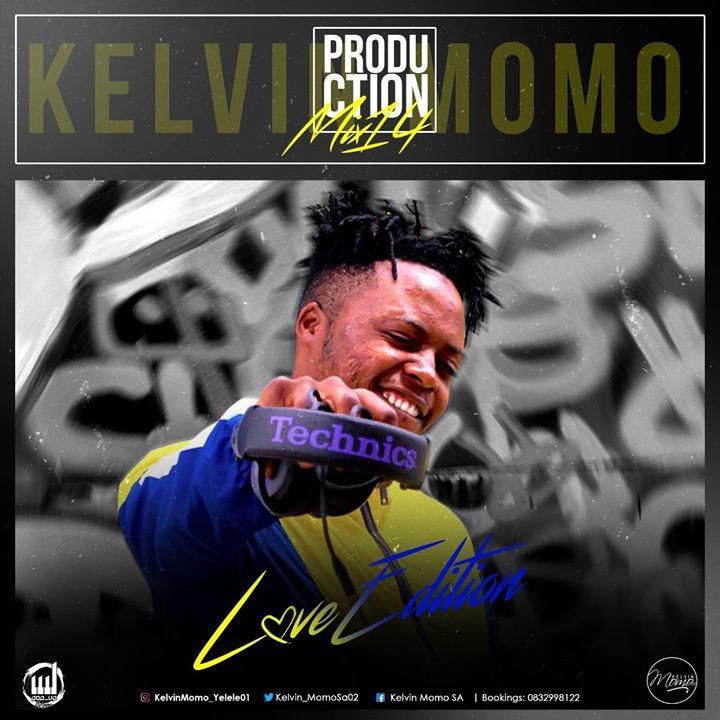 Kelvin Momo – Production Mix 14