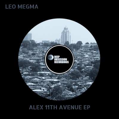 Leo Megma – No Race (Afro Tech Mix)