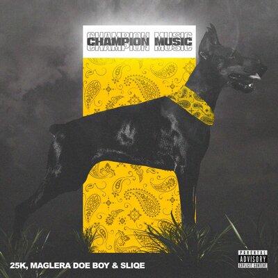 Maglera Doe Boy, 25K & DJ Sliqe – Tales