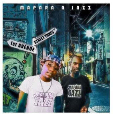 Mapara A Jazz – Ghost Prayer