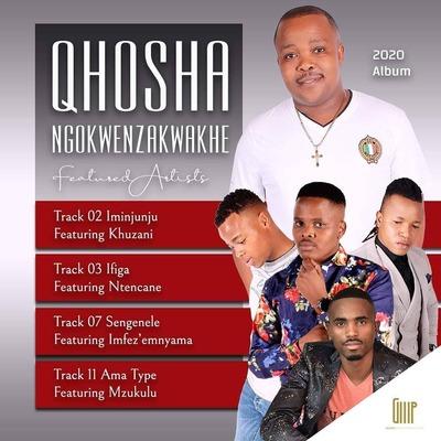 Qhosha – Ama Type ft. Mzukulu