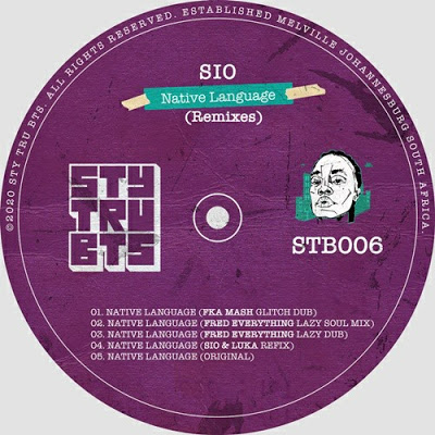 Sio – Native Language (Fka Mash Glitch Dub)