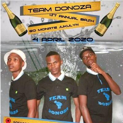 Team Donoza x Sister Uzzie – Di Dumane
