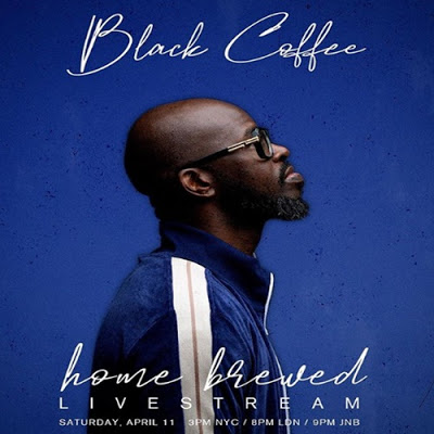 Black Coffee – Home Breed 002 (Live Mix)
