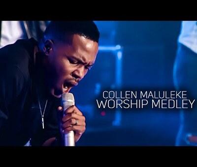 Collen Maluleke – Worship Medley + Video