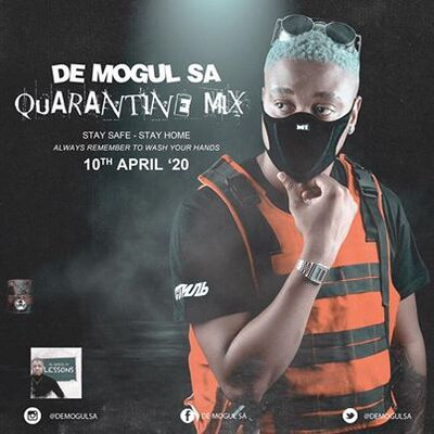De Mogul SA – Quarantine Mix (10 April 2020)