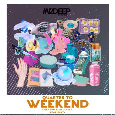 Deep Sen & Dj Couza – Quarter To Weekend ft. Fako