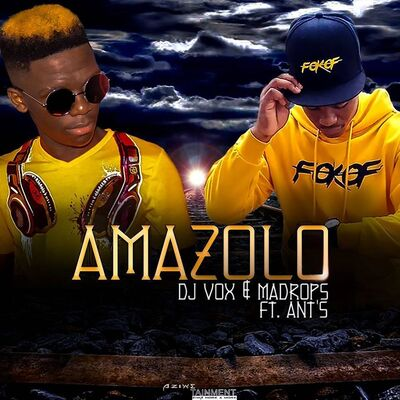 DJ Vox & Madrops – Amazolo ft. Ant's
