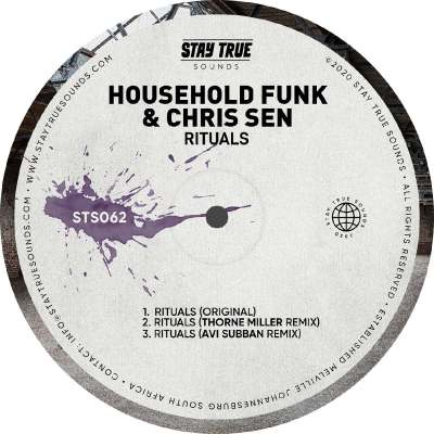 Household Funk & Chris Sen – Rituals (Avi Subban Remix)