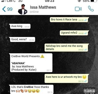 Issa Matthews – Abafana