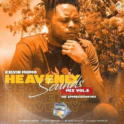 Kelvin Momo – Heavenly Sounds Mix Vol. 6