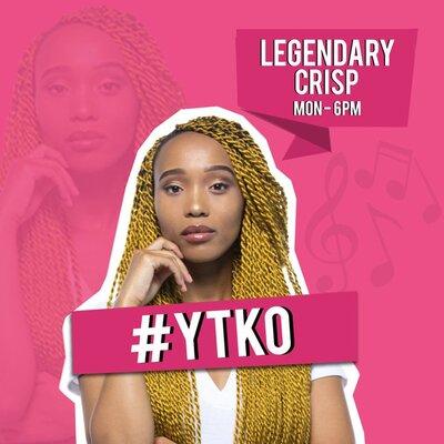 Legendary Crisp – YTKO Mix (30 March 2020)