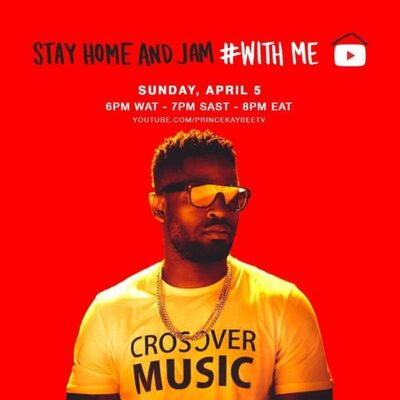 Prince Kaybee – Stay Home And Jam With Me (Mixtape)