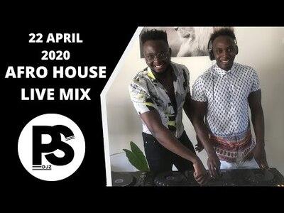 PS DJz – House Mix (22 April 2020)