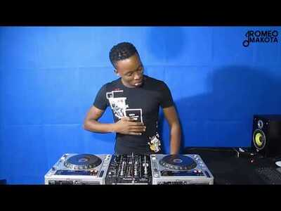 Romeo Makota – Amapiano Easter Mix (10 April 2020)