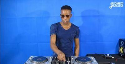 Romeo Makota – Lockdown House Mix