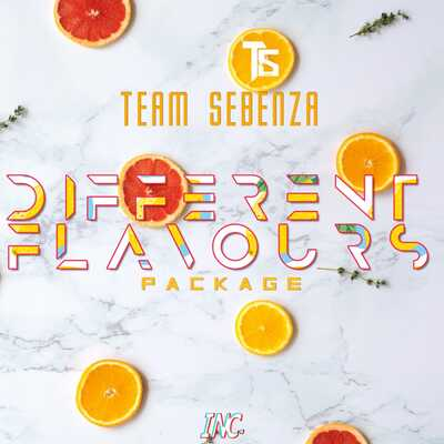 Team Sebenza – Different Flavours Package (EP)