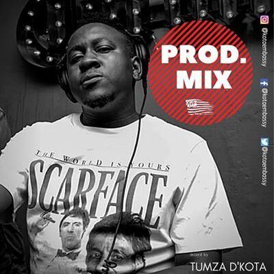Tumza D'kota – 2020 Kota Embassy 100% Production Mix