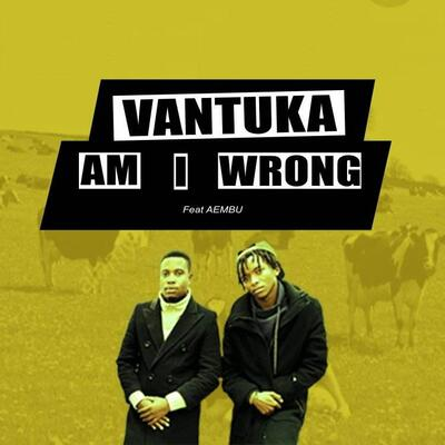 Vantuka – Am I Wrong ft. Aembu