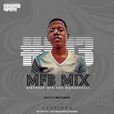 Amu Classic – MFB Mix 013 (Birthday Mix For Macarvelli)
