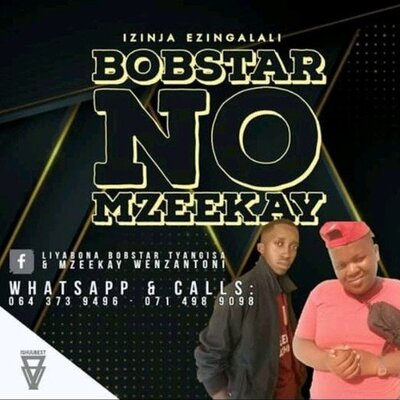 Bobstar no Mzeekay – Lazaro ft. End'zo
