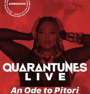 DBN Gogo – Quarantunes : An Ode To Pitori