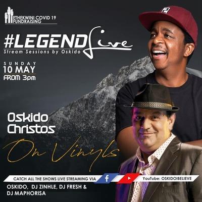 Dj Christos – Legend Live Episode 013