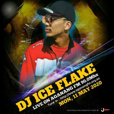 DJ Ice Flake – Aganang FM Mix (11 May 2020)