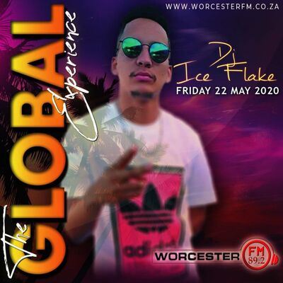 DJ Ice Flake – The Global Experience (Fri 22 May 2020)