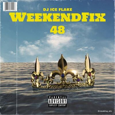 DJ Ice Flake – WeekentFix 48
