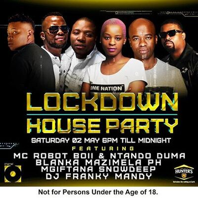 DJ Mandy – Lockdown House Party Mix