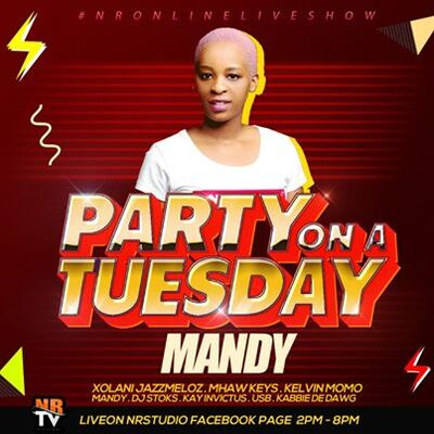 DJ Mandy – Party On A Tuesday