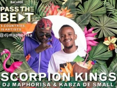 DJ Maphorisa x Kabza De Small – Bacardi Amapiano Live Mix