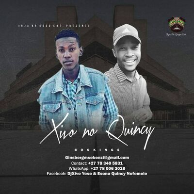 Dj Twiist & Xivo no Quincy – Kings of Tomorrow