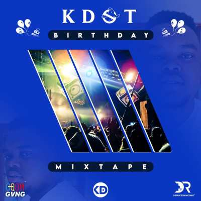 K Dot – Birthday Mix Vol. 1