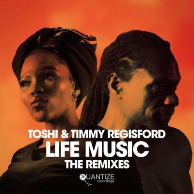 Toshi, Timmy Regisford – Kiqi (Remix)