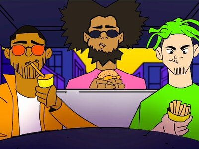 VIDEO: Ganja Beatz – ISH ft. Costa Titch & Fonzo