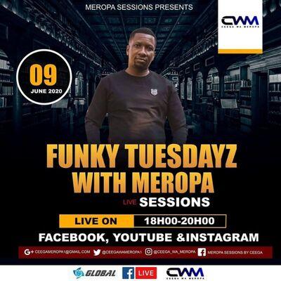 Ceega – Funky Tuesday Mix Vol. II (Lockdown Edition)