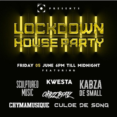 Chymamusique – Lockdown House Party (Season 2)
