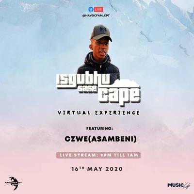 Czwe – Isgubhu Sase Cape (Virtual Experience)