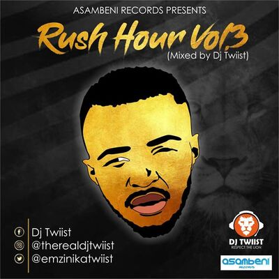 Dj Twiist – Rush Hour Vol.3 Mix