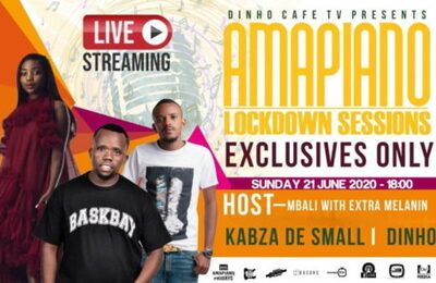 Kabza De Small – Amapiano Lockdown Session
