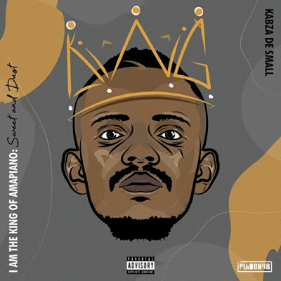 Kabza De Small – Sponono ft. Wizkid, Burna Boy, Cassper Nyovest & Madumane